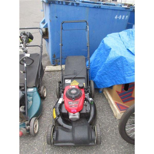 MTD Gold Gas Lawn Mower