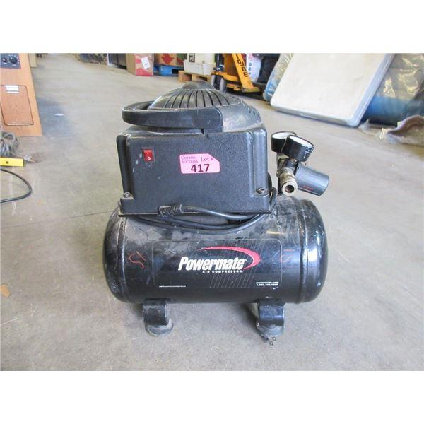 Small Powermate Air Compressor