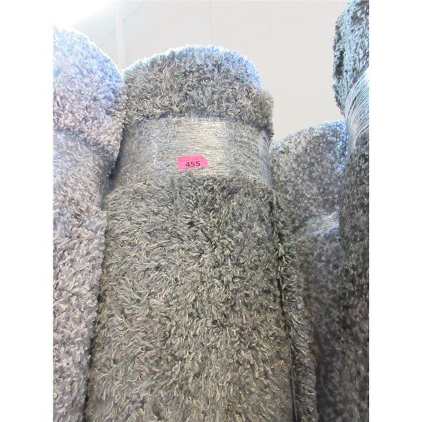 8' x 10' Beige Shag Area Carpet