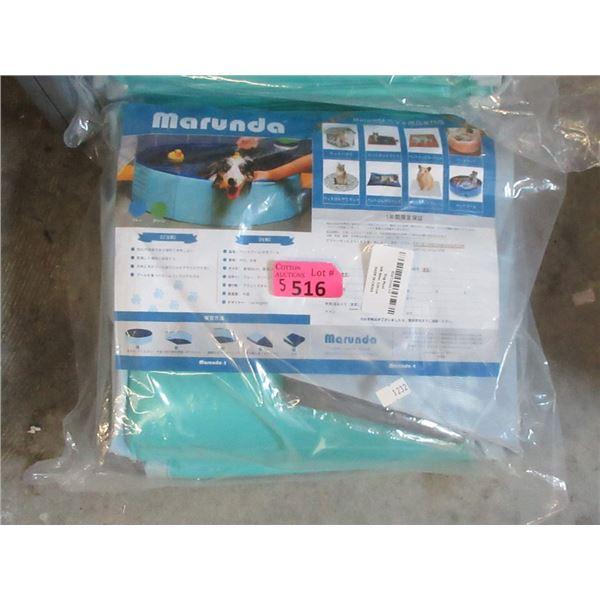 5 New Marundo Pet Bathing Tubs