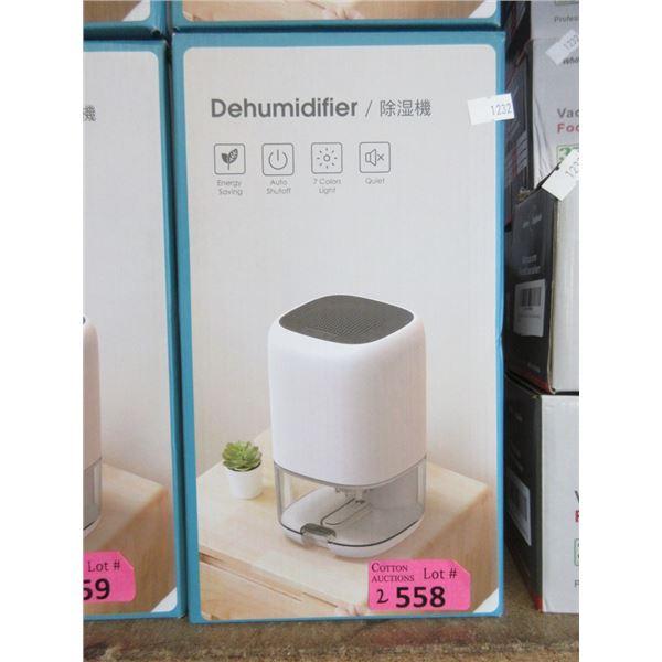 2 Countertop Dehumidifiers