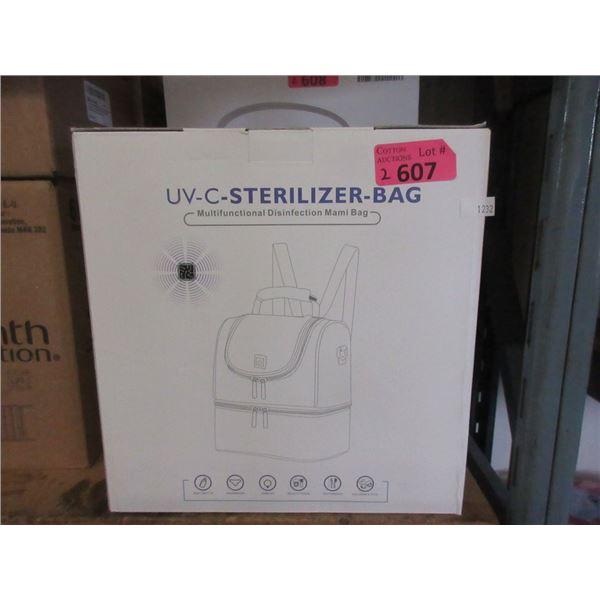 2 UV-C Sterilizer Bags