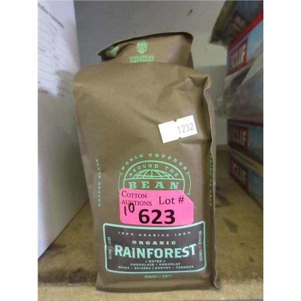 10 x 12 Oz. Bags of Bean Around the World Coffee