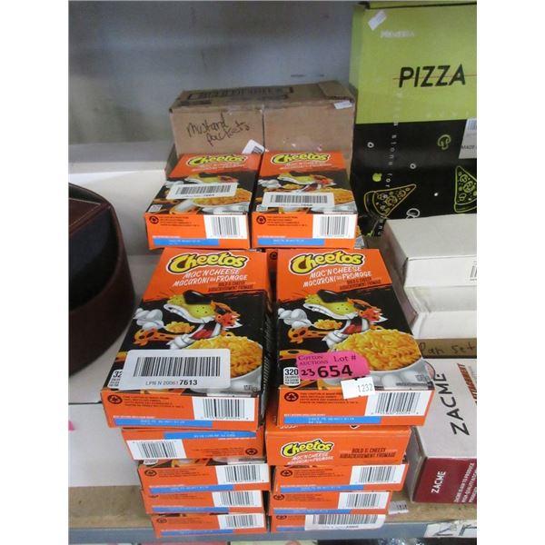 23 x 170 g Boxes of Cheetos Mac 'n Cheese