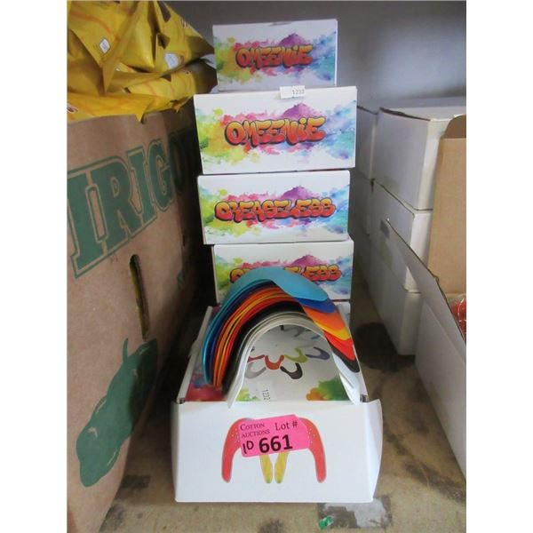 10 Cases of Assorted Shoe Protectors