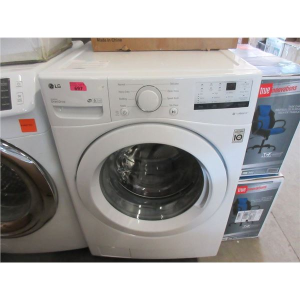 LG Inverter Direct Drive Clothes Washer