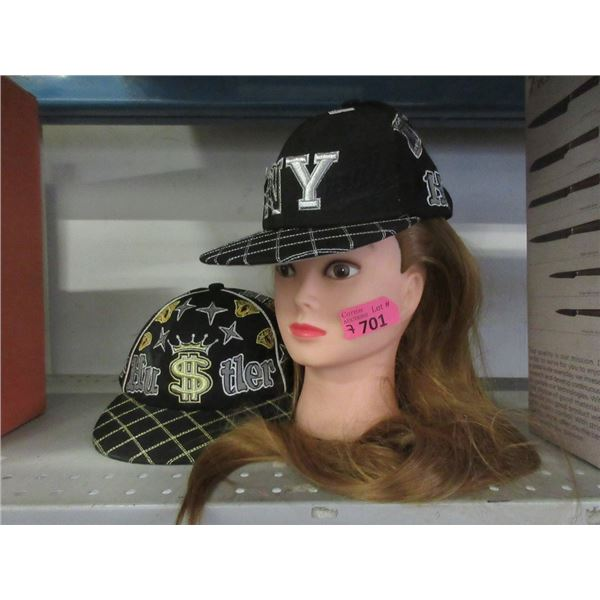 7 Baseball Hats with Logos