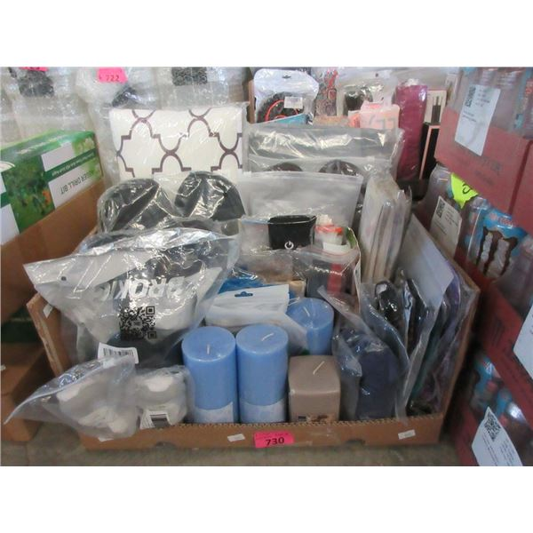 Box of Assorted Amazon Overstock Goods