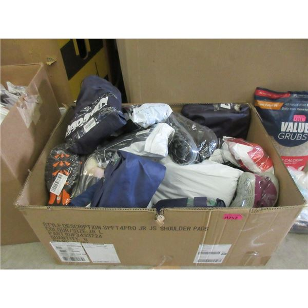 34 Pairs of Assorted Footwear