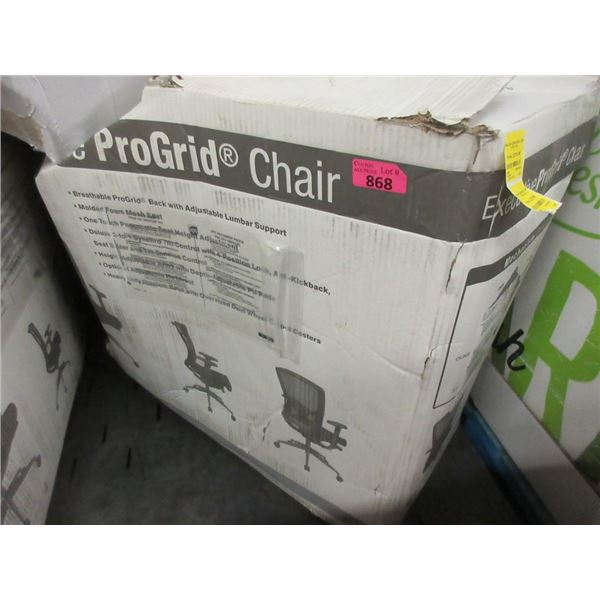 Executive ProGrid Office Chair - Open box