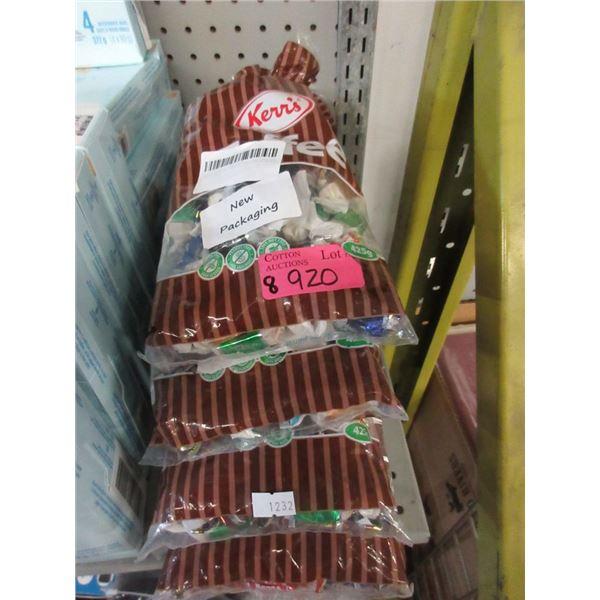 8 x 425 gram Bags of Kerr's Toffee