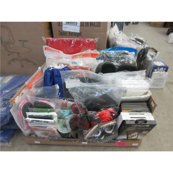 Box Lot of Amazon Overstock Goods
