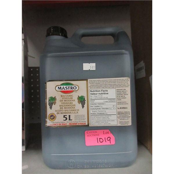 5 Litre Mastro Balsamic Vinegar