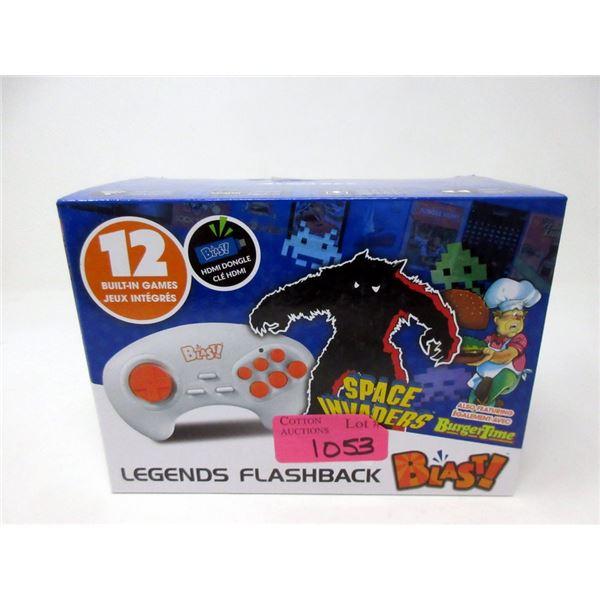 New Hand Held Legends Flashback Games