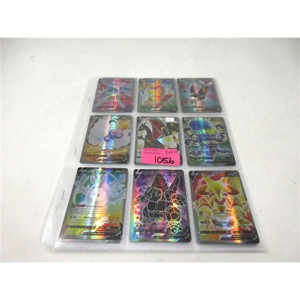 36 Pokemon V Trading Cards