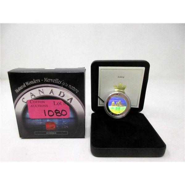 2004 Canada Fine Silver $20 Hologram Coin