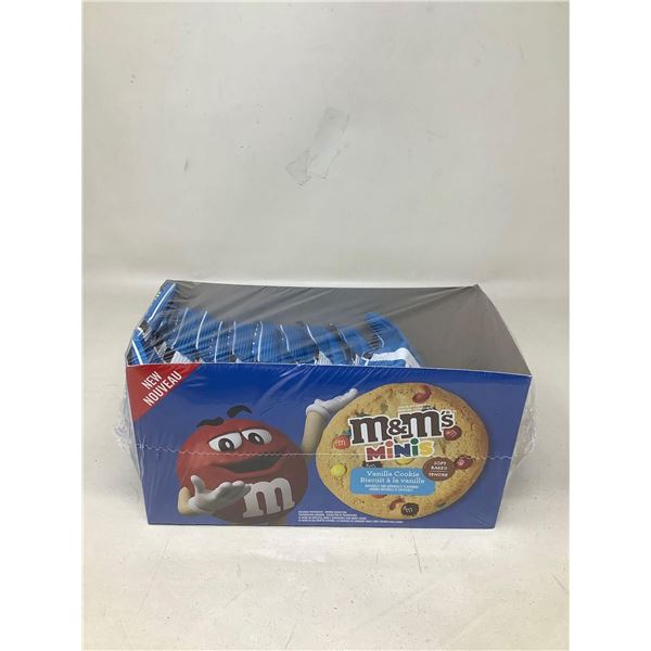 M&M's Mini Vanilla Cookies Soft Baked
