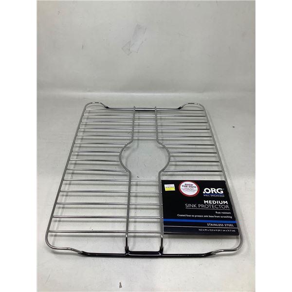 .Org Well Organized Medium Sink Protector