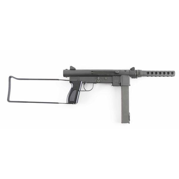 Smith & Wesson Model 76 9mm SN: U4643