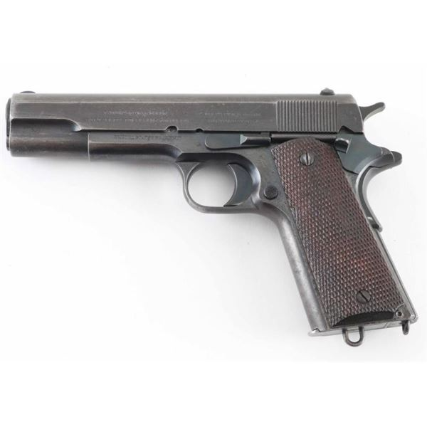 Colt 1911 U.S. Navy .45 ACP SN: 43762