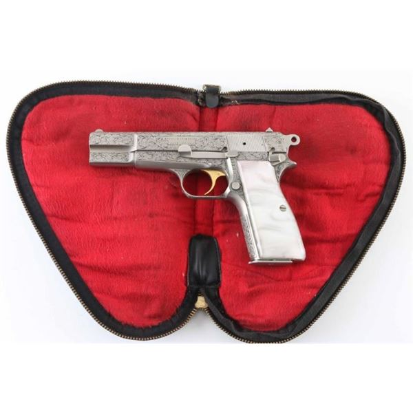 Browning Hi-Power Renaissance 9mm #T200316