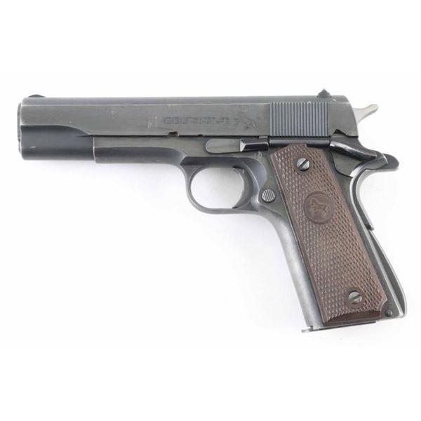 Colt Model Super .38 .38 Super SN: 91356
