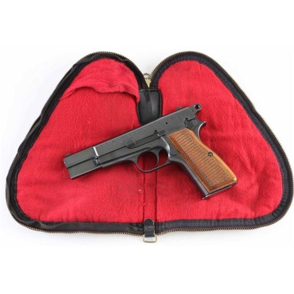 Browning Hi-Power 9mm SN: T142765