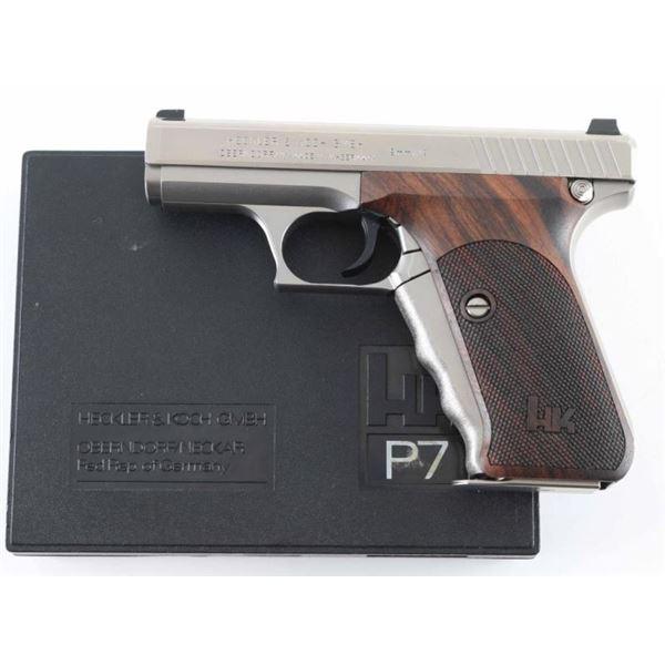 Heckler & Koch HK P7 9mm SN: 79660