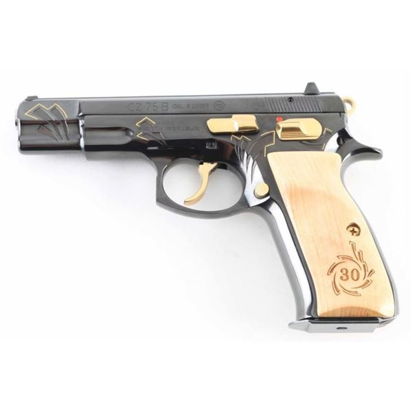 CZ 75 B 9mm SN: 30-0811