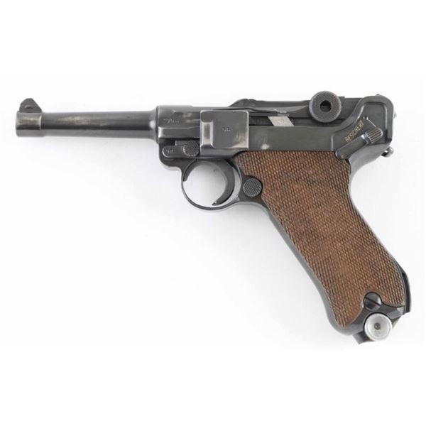 Mauser Banner '1942' 1934 Police Luger 9mm