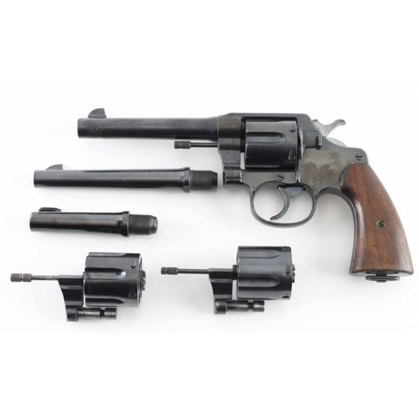 Colt New Service .44 cal SN: 34669