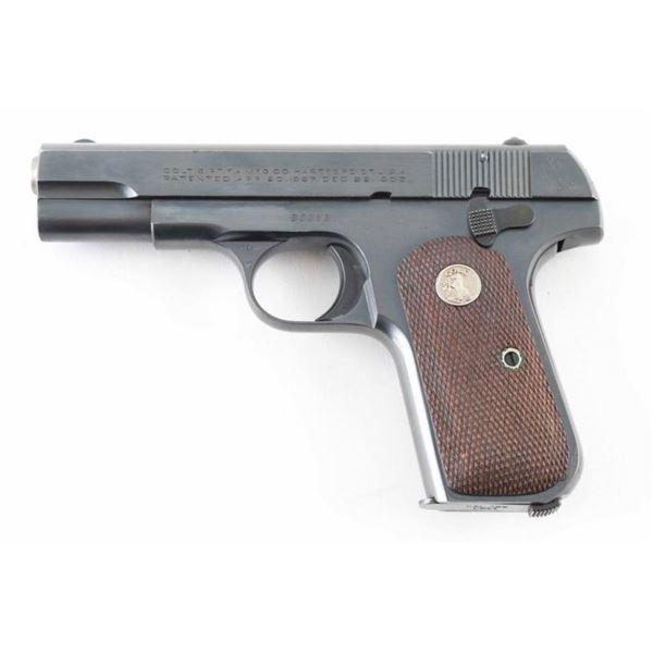 Colt Model 1908 380acp SN: 95986