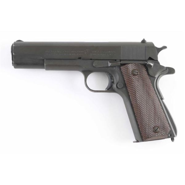Colt M1911A1 U.S. Army .45 ACP SN: 892764