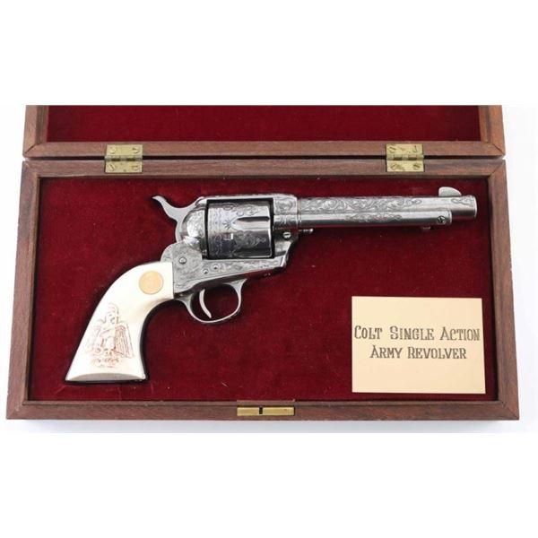 Colt Single Action Army .38 Spl SN: 356420
