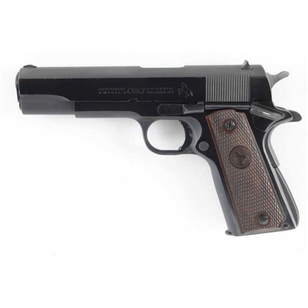 Colt Government Model .45 ACP SN: 305196-C