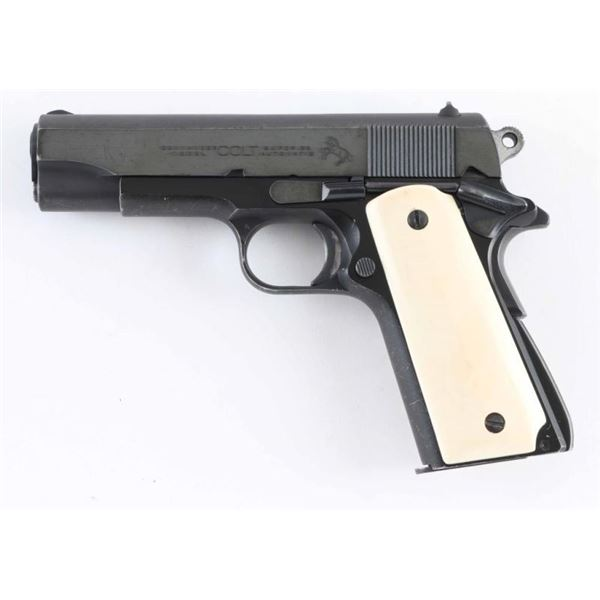Colt Commander .38 Super SN: 19723-LW