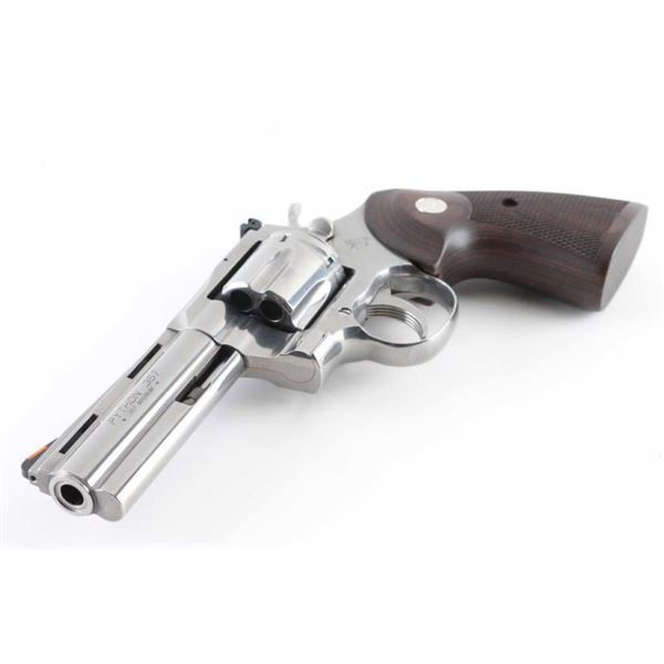 Colt Python .357 Mag SN: PY011136