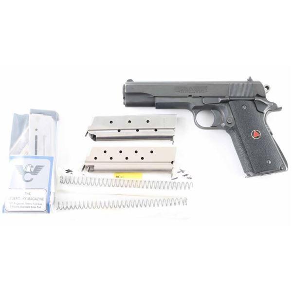 Colt Delta Elite 10mm SN: DE31228
