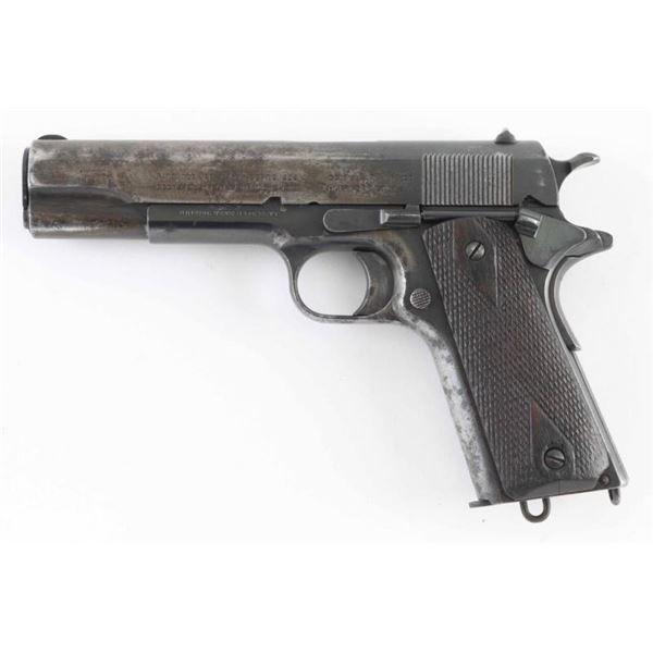 Colt 1911 U.S. Army .45 ACP SN: 49001