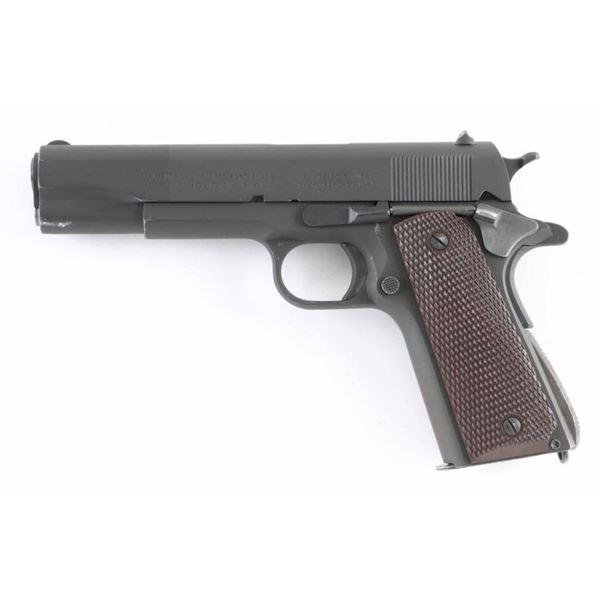 Colt M1911A1 U.S. Army .45 ACP SN: 748121