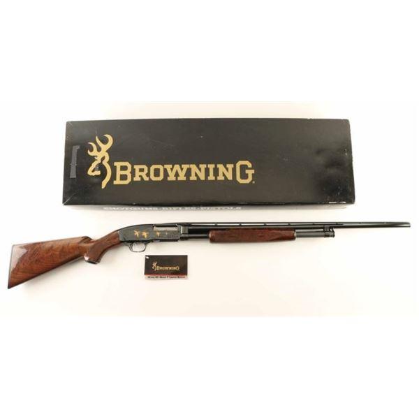 Browning Model 42 Grade V 410 Bore