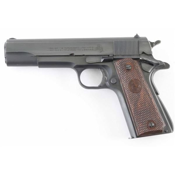 Colt Government Model .45 ACP SN: 299434-C