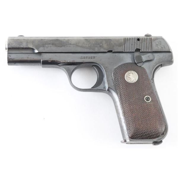 Colt 1908 Pocket Hammerless 380 ACP #135428