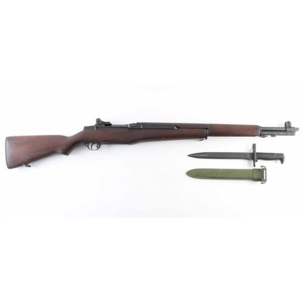 Winchester M1 Garand .30-06 SN: 164744