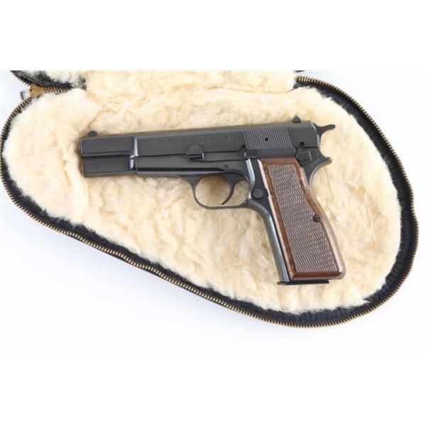 Browning Hi-Power 9mm SN: 245RN14613