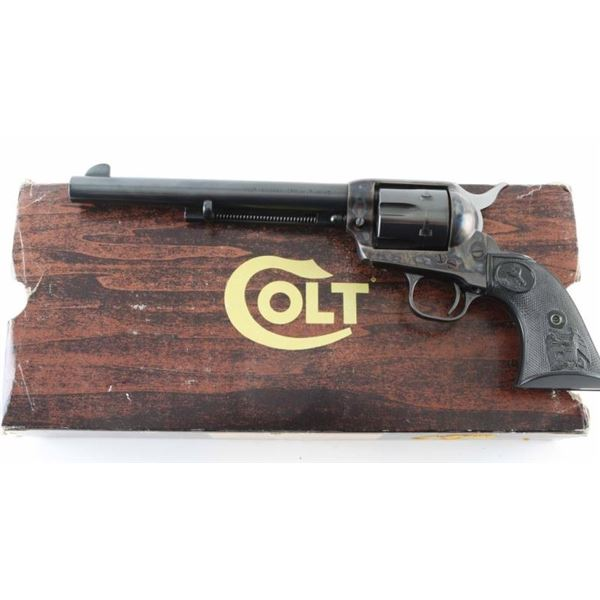 Colt Single Action Army .45 LC SN: SA62978
