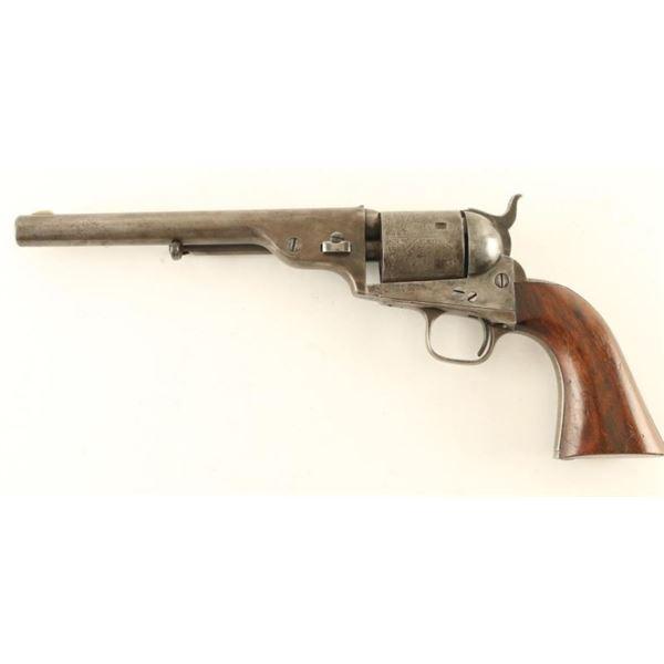 Colt 1871-1872 Open Top .44 RF SN: 3831