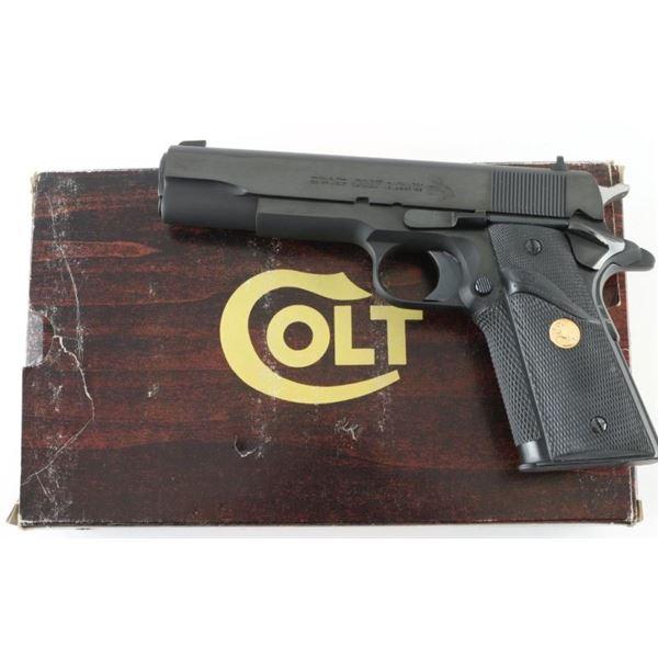 Colt Combat Government .45 ACP SN: 70B42278