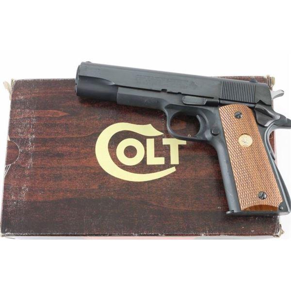 Colt Government Model .38 Super SN 70S41982