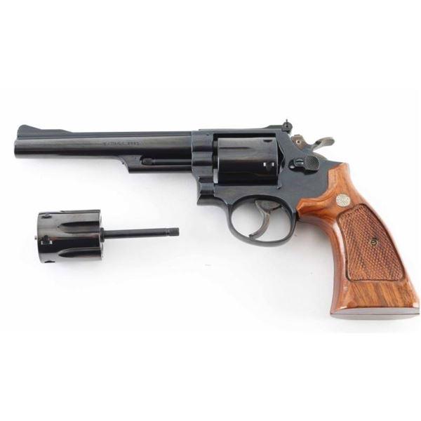 Smith & Wesson 53 .22 Jet SN: 4K48630